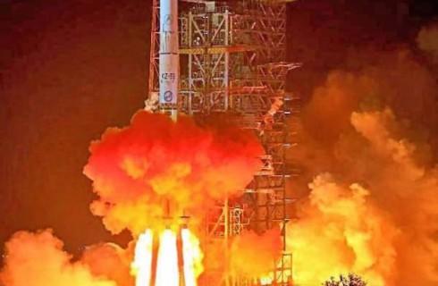 Chang E III — полет проходит нормально