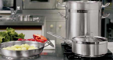 Кухонная посуда, которая позволит стать шеф-поваром