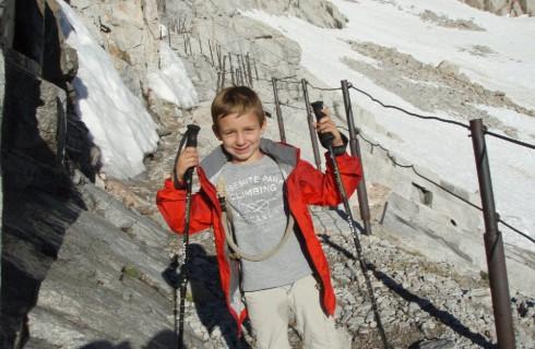 Девятилетний мальчик  из США покорил пик Аконкагуа в Аргентине