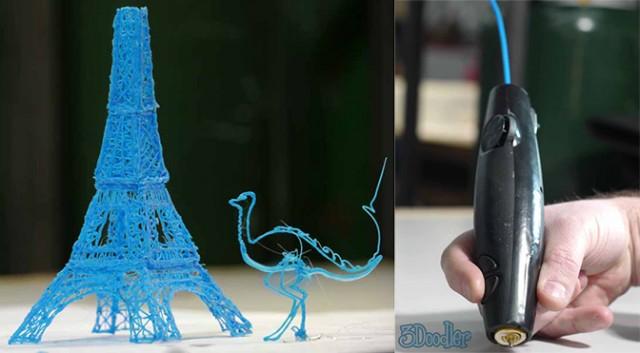 Ручка для 3D-печати