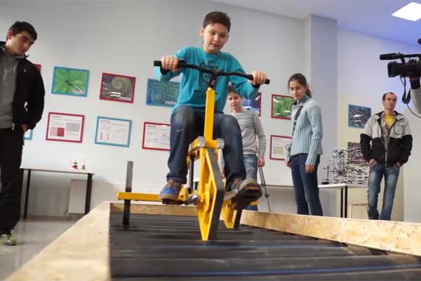 «Лабораториум» привлечет детей в науку