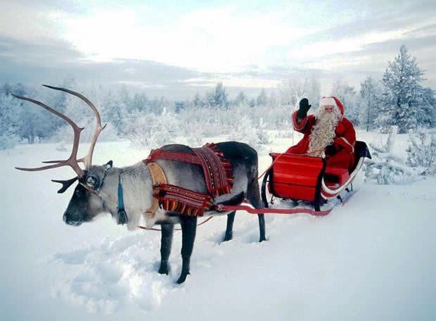 Санта-Клаус легально навестит США