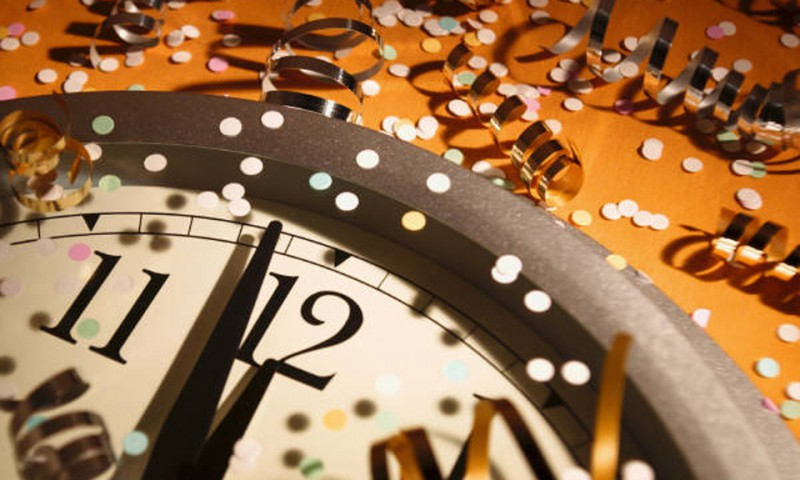 Странные традиции встречи Нового года