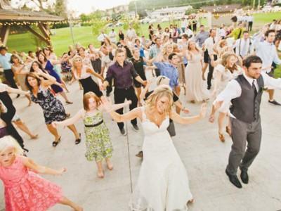 Свадебный флешмоб