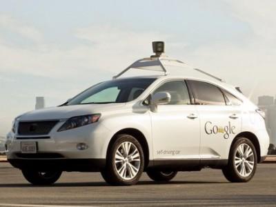 Авто от Google