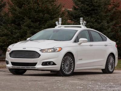 Прототип от Ford