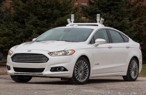 Первый прототип автопилота от Ford
