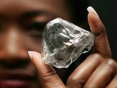 Обнаружены новые залежи алмазов