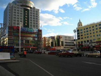 Город Суйфэньхэ