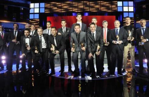 Роналду – самый ценный игрок чемпионата Испании