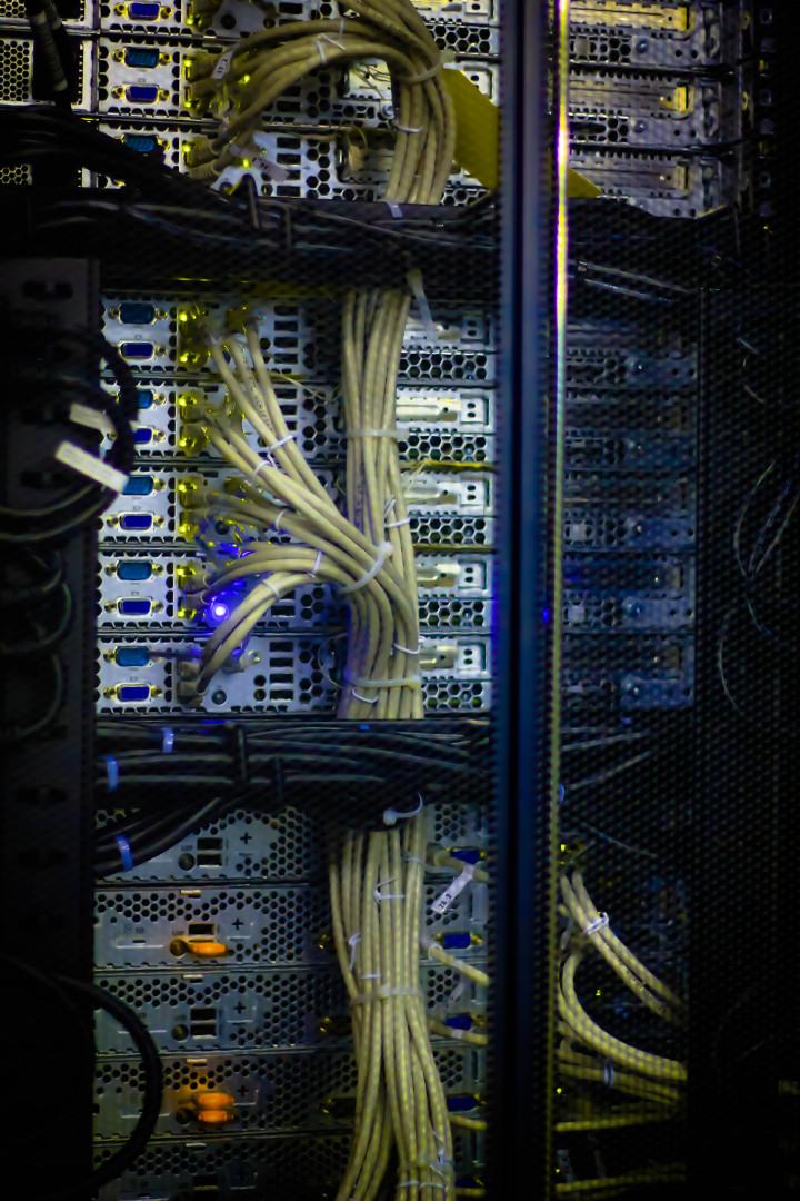 Серверная