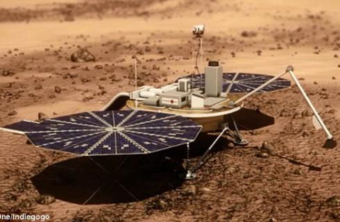 Марс атакует
