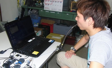Управление компьютером с помощью языка