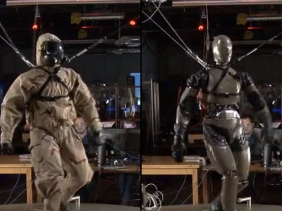 Робот-андроид Petman