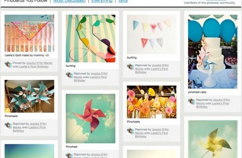 Pinterest русифицирована
