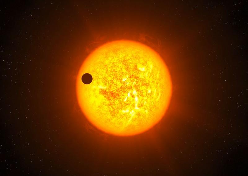 Hubble нашел пять водяных планет