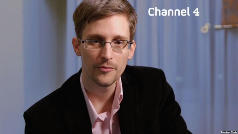 Альтернативное рождественское послание Эдварда Сноудена