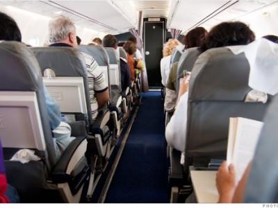 Американские авиакомпании не хотят разрешать разговаривать во время полета