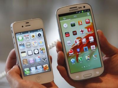 Apple и Samsung