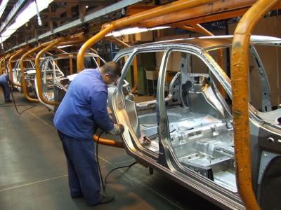 На заводе АвтоВАЗ