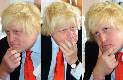 Как мэр Лондона всех насмешил?