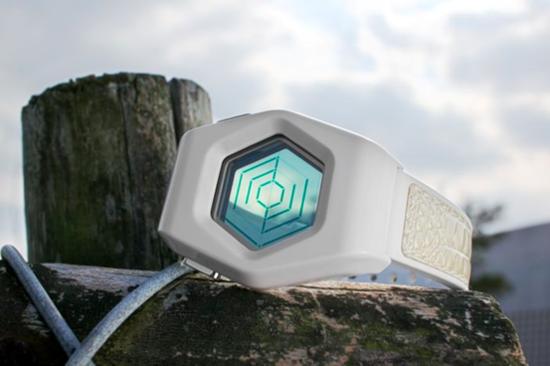 ЖК-часы от компании Tokyoflash