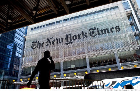 Опасная задача The New York Times