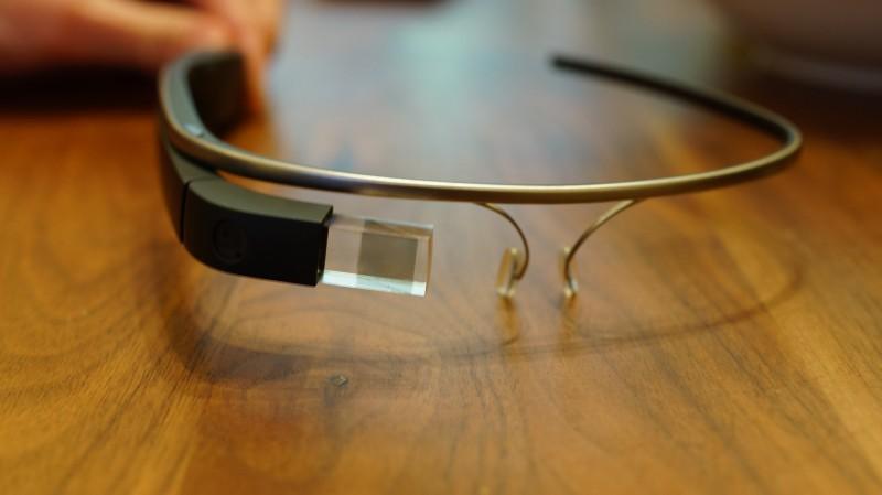 Google Glass следит за тобой