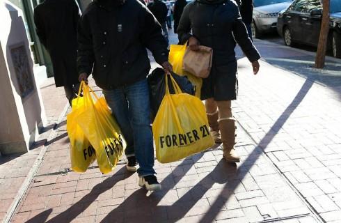Сколько калорий сжигают рождественские покупки?