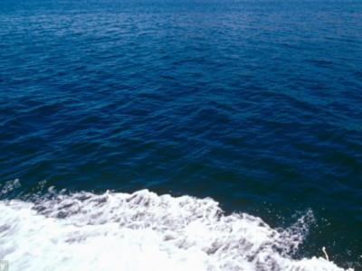 Огромные запасы воды обнаружены под дном океана