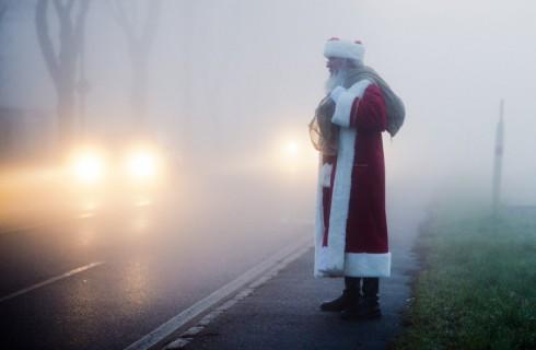 Дед Мороз с двадцатилетним стажем