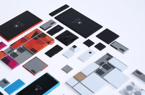 Модульный телефон от Motorola