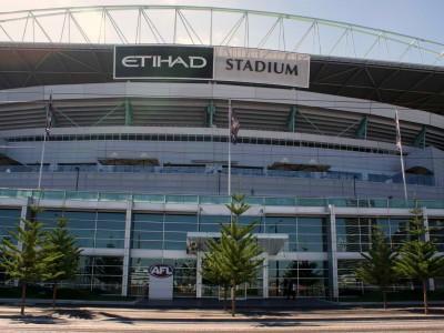 Этихад Стэдиум — домашняя арена клуба «Манчестер Сити»