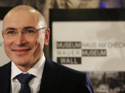 Русский диссидент Ходорковский выступил перед миром