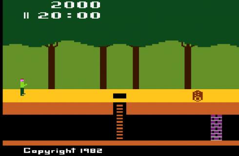 Игры 70-х и 80-х появятся в сети