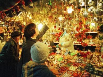 В Астане проходит ярмарка «Новогодние подарки – 2014»