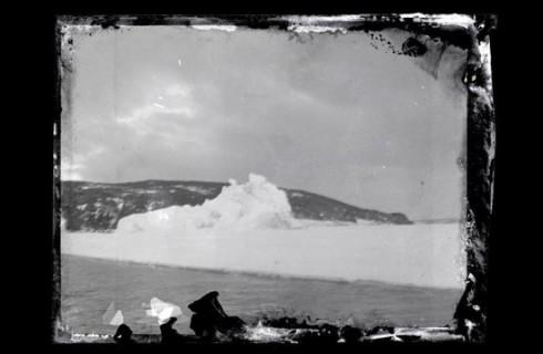 В Антарктиде найдены вековые фотонегативы