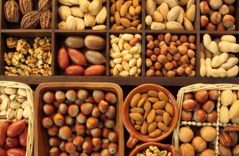 Орехи помогают в борьбе с аллергией