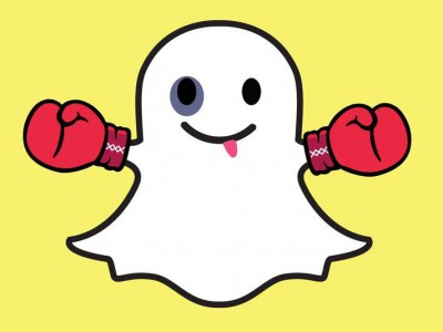 Социальная сеть Snapchat