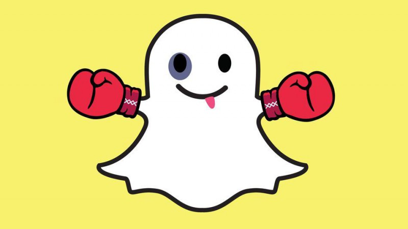 Социальная сеть Snapchat оказалась опасной