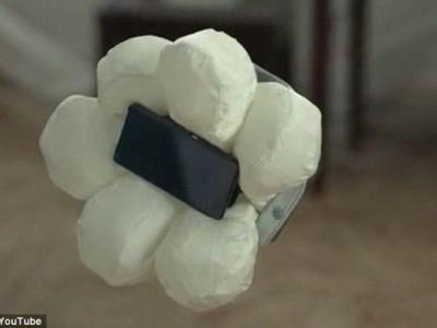 Подушки безопасности для телефона