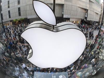 У «Яблока» вновь проблемы в Китае
