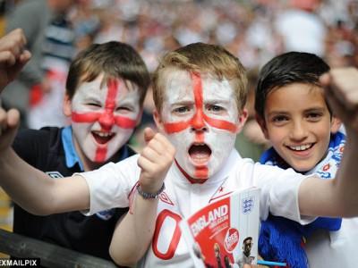 Англичане наступают – держись Бразилия