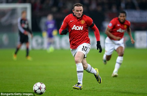 Уэйн Руни держит «Манчестер Юнайтед» на «коротком поводке»