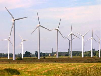 Ветряные электростанции Siemens
