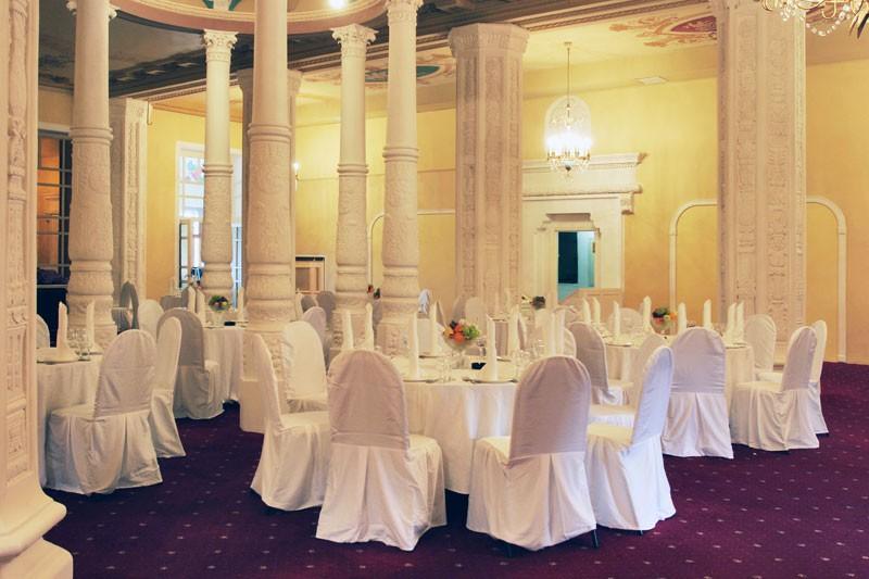 Выбор банкетного зала для свадьбы: некоторые правила