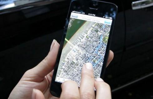 Очередной патент Apple: новые функции в картах