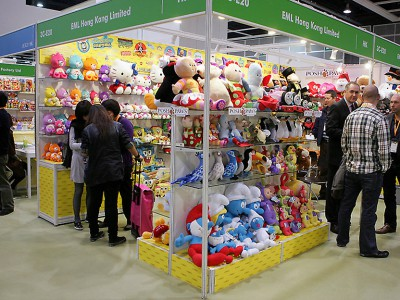 Images From Annual Toy Fair