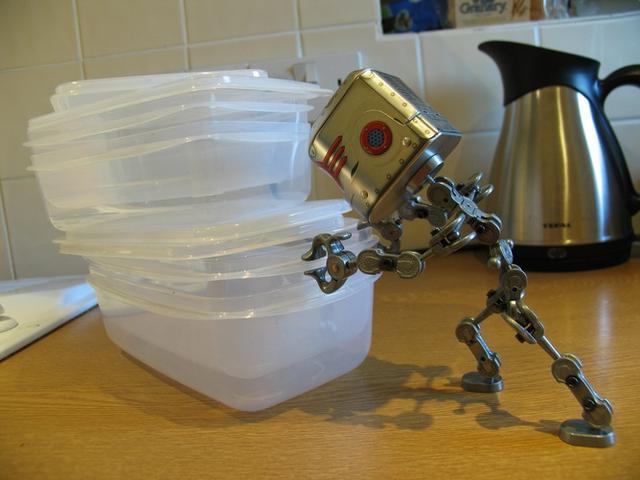Интеллектуальная беседа с роботом