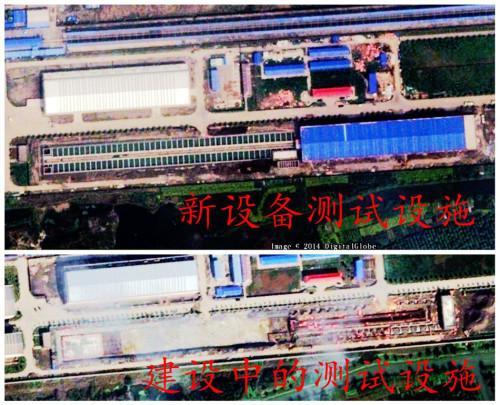 Китай построил электромагнитную катапульту